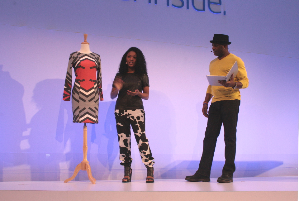 Dom Streater for Intel 2014 CES