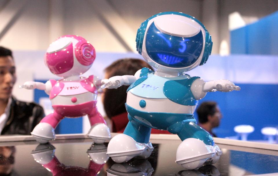Tosy Dancing Robots
